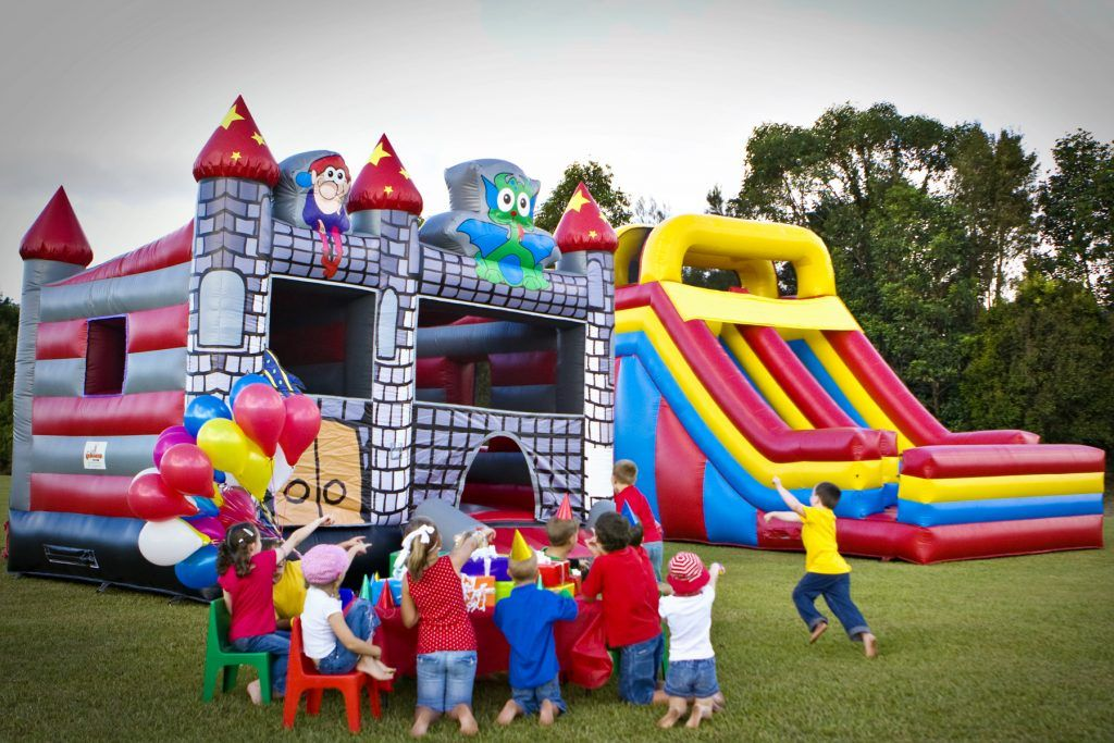 Jumping Castle Hire Tweed Heads