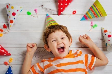 Party Hire for Kids Aged 3-16 Years