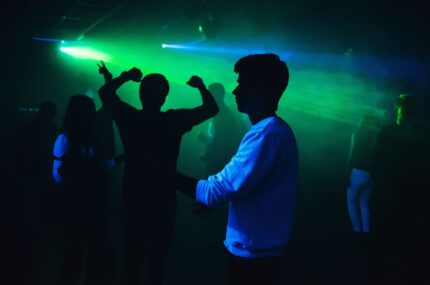 Turn The Party Up With Party Machine Hire